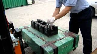 Remove 101 kg from SEKO Scale load demo
